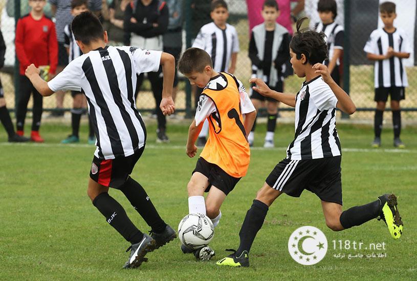 بهترین مدارس فوتبال ترکیه 5