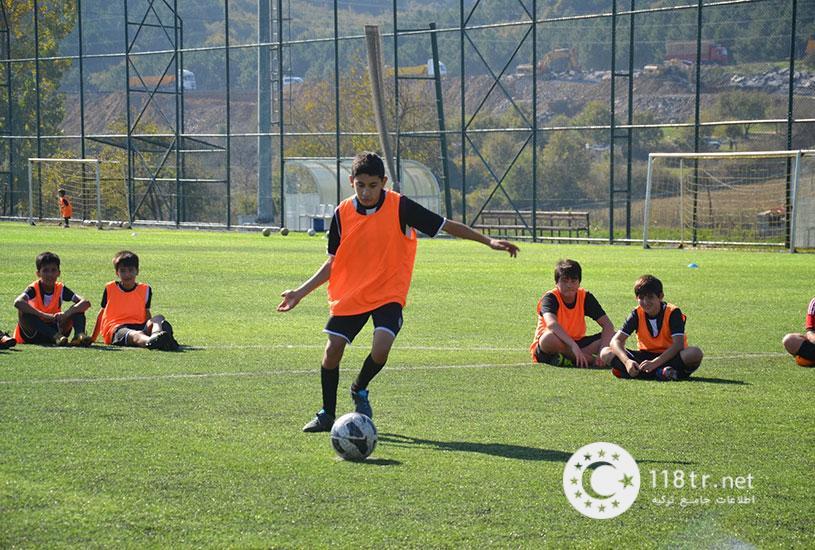 بهترین مدارس فوتبال ترکیه 8