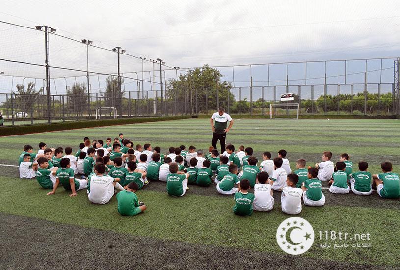 بهترین مدارس فوتبال ترکیه 6