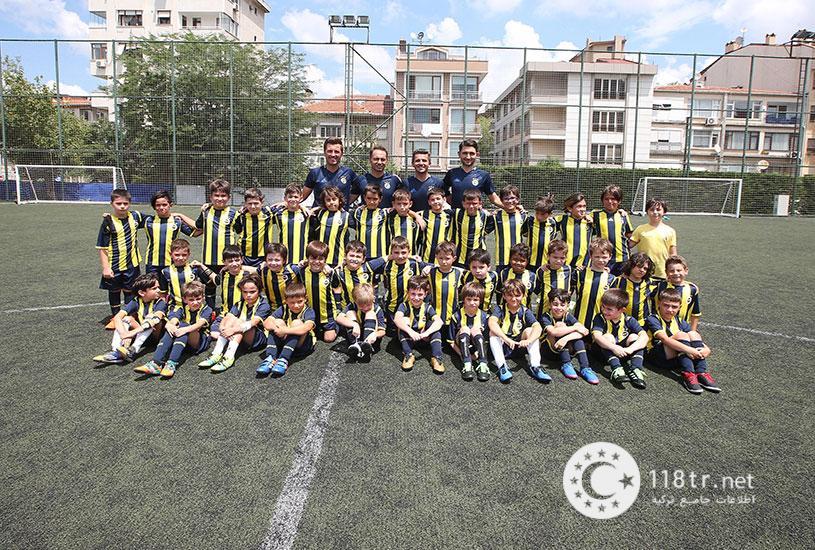 بهترین مدارس فوتبال ترکیه 3