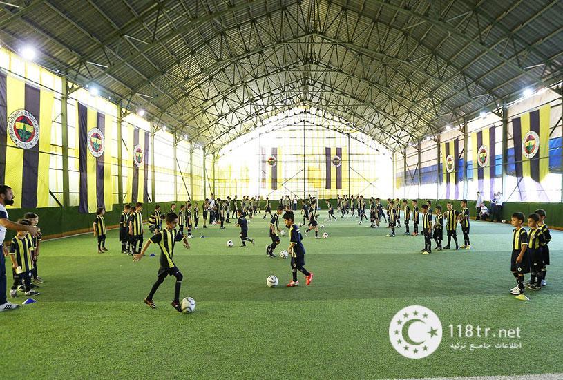 بهترین مدارس فوتبال ترکیه 2