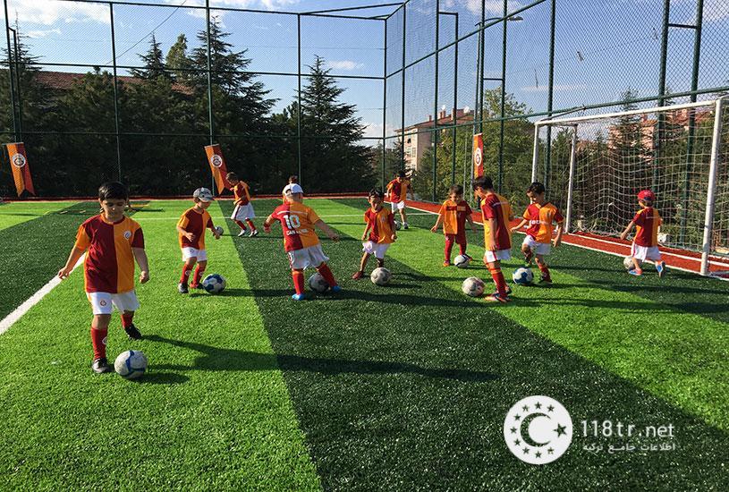 بهترین مدارس فوتبال ترکیه 4