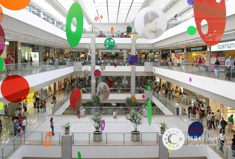 آنکامال، بزرگترین مرکز خرید آنکارا 3