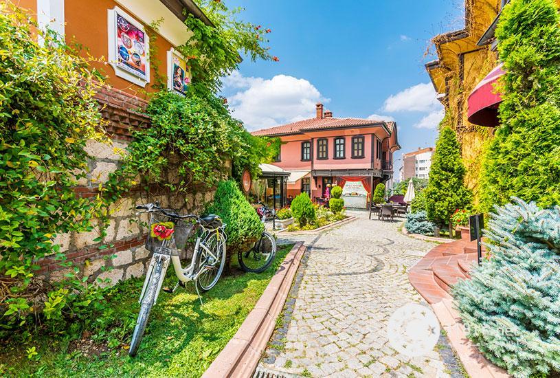 خانه های زیبای اودونپازاری اسکی شهیر 1
