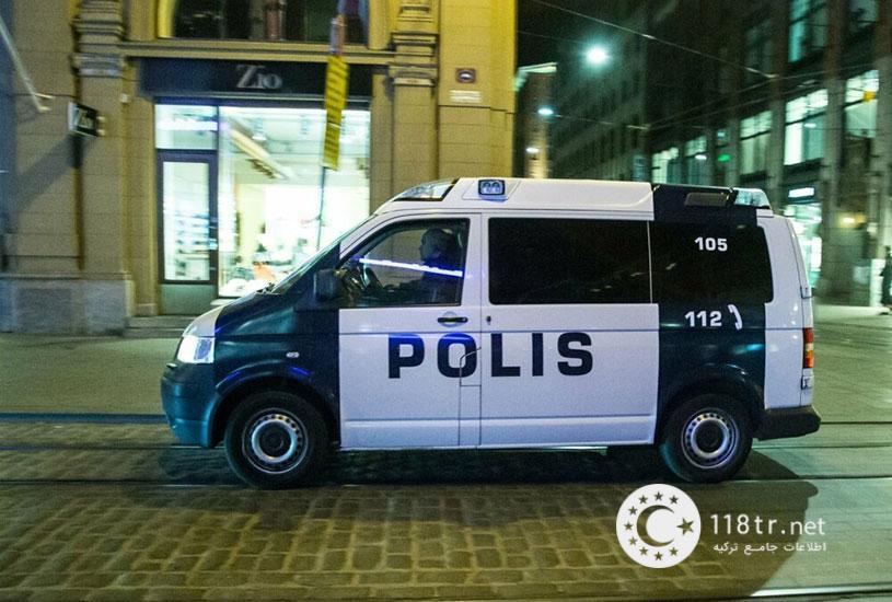 شماره تلفن های ضروری ترکیه 2