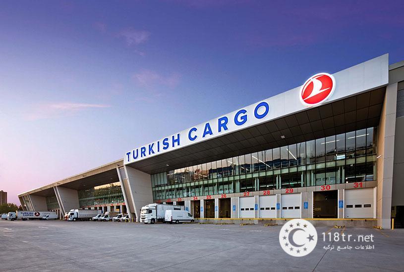 ترکیش کارگو بزرگترین برند لجستیک ترکیه 2
