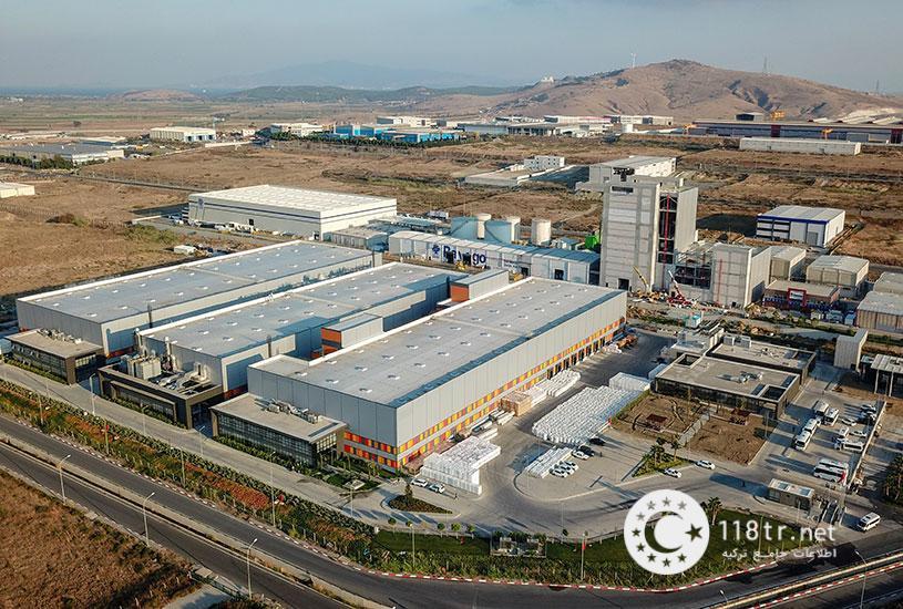 بزرگترین شهرهای صنعتی ترکیه 7