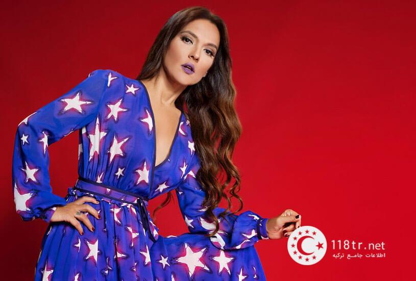 دمت آکالین خواننده مشهور ترکیه 6