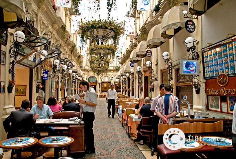 بهترین رستوران های زنجیره ای در ترکیه 1