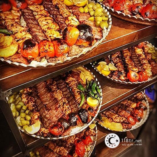 رستوران های ایرانی در استانبول 4