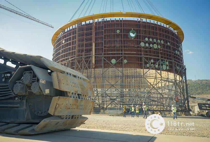نیروگاه اتمی آککویو ترکیه (Akkuyu) 4
