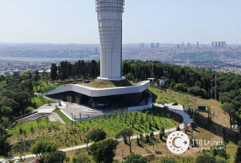 برج چاملیجا استانبول 2