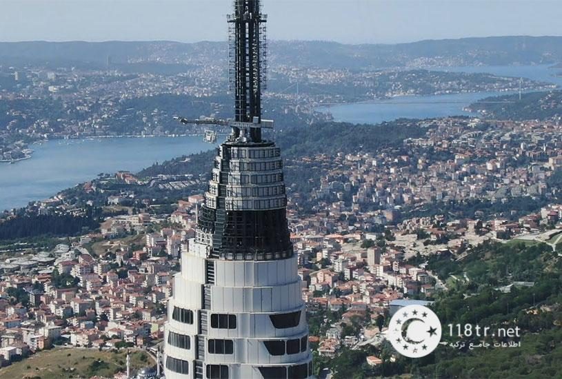 برج چاملیجا استانبول 3